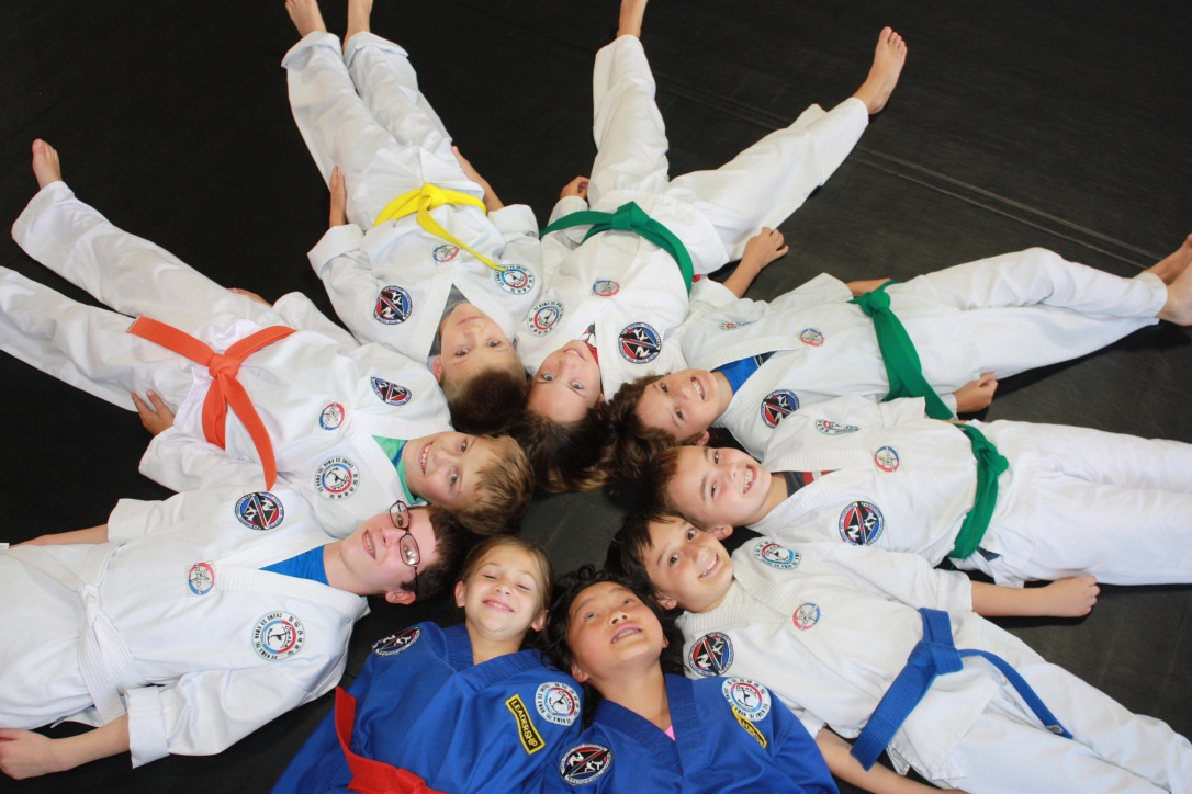 Pre-Teens Ages 8-12 TaeKwonDo - Omaha Blue Waves Martial Arts